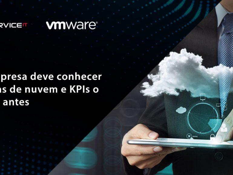 Métricas de nuvem e KPIs que sua empresa deve conhecer