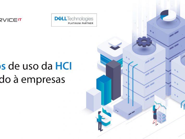 HCI na prática: Cinco casos de uso da infraestrutura hiperconvergente aplicado às empresas